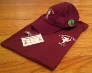 Shirt, Cap & Badge: Carolina Cup 2013