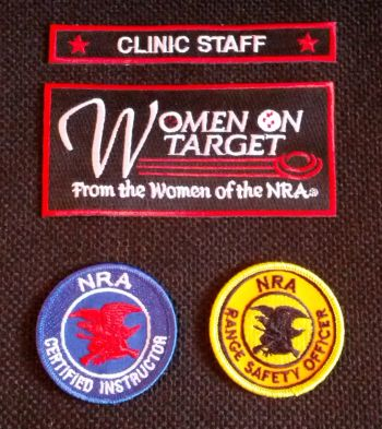 NRA Patches
