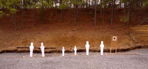 Pistol Plinking Targets
