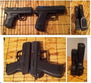 H&K USP Compact vs. XDS (both in 9mm)