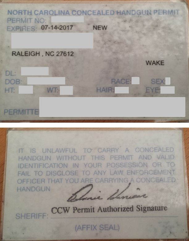 Wake County Permit